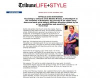 the tribune on shobha broota